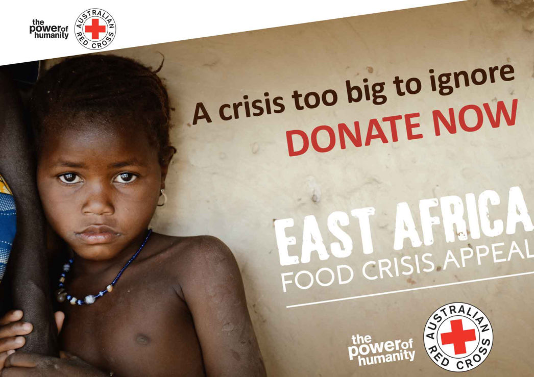 East Africa Food Crisis Appeal